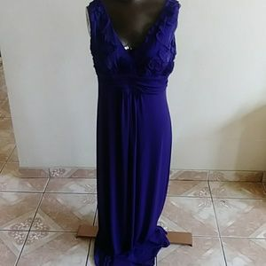3 for 25 Enfocus Studio purple dress